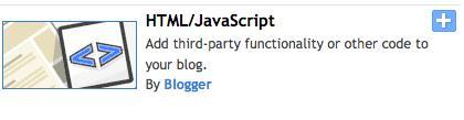Add HTML